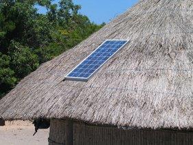 Photovoltaikmodul ohne Zulassung
